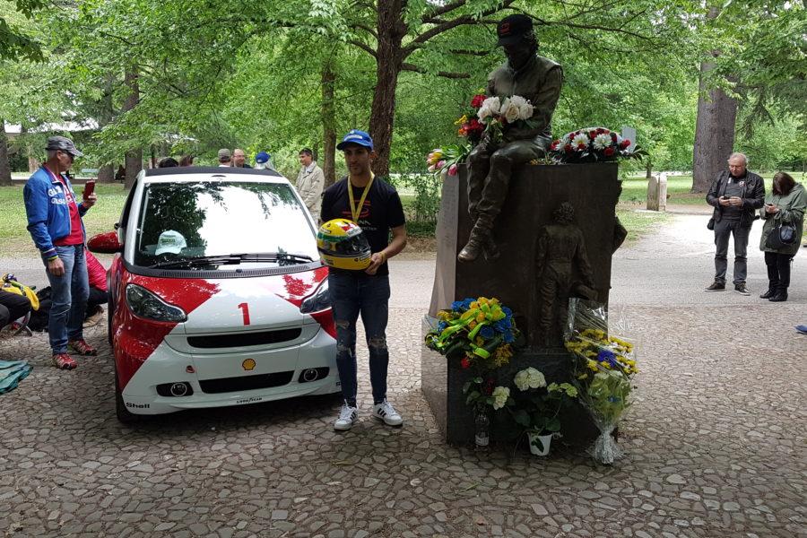 Commemorazione Ayrton Senna Imola 2017