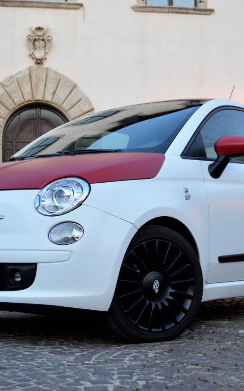 Fiat 500 GG