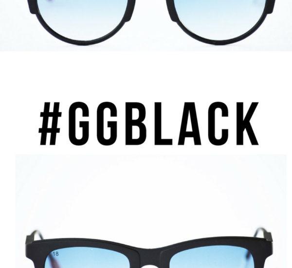 Occhiali GG Black