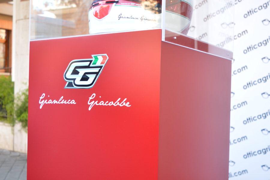 Esposizione prodotti marchio GG